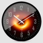 "Оригинал 10 "" Creative Modern Wall Часы Мода Висит Бесшумный Sweep Кварц Часы"