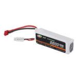 Оригинал XF POWER 11.1 В 2200 мАч 40C 3S Lipo Батарея T Plug для RC Авто Вертолет