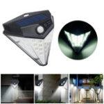 Оригинал 32 LED Солнечная Power Light Motion Датчик Безопасность Сад На открытом воздухе Сад Лампа