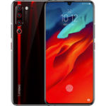 Оригинал Lenovo Z6 Pro Global Version 6,39 дюйма 48MP Quad Задние камеры 6GB 128GB Snapdragon 855 Octa Core 4G Смартфон