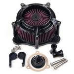 Оригинал Воздухоочиститель мотоцикла для впускного фильтра Harley т
