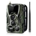 Оригинал HC-801LTE 4G 16MP 1080P HD Водонепроницаемы SMS / MMS / SMTP Тропа для охоты на диких животных камера Ночная версия
