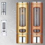 Оригинал 400мл Настенное жидкое средство Мыло для кухни Ванная комната Дозатор шампуня Мыло Дозатор
