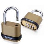 Оригинал 4-значный пароль замка двери безопасности Замок Водонепроницаемы На открытом воздухе 10000 комбинаций