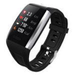 Оригинал Bakeey Q7 Dynamic Сердце Скорость 30 м Водонепроницаемы Дайвинг 8 Спортивный режим Сообщение SMS Напоминание Смарт-часы Стандарты