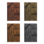 Оригинал Эйфелева башня в Париже Эйфелева башня Ноутбук Travel Школа Блокнот Подарок для Школа Канцелярские товары