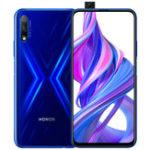 Оригинал HUAWEI Honor 9X 6,59 дюйма 48-мегапиксельная двойная задняя камера 4000 мАч 4 ГБ RAM 64GB ROM Кирин 810 Octa Core 4G Смартфон
