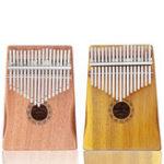Оригинал GUISTAR 17-клавишное красное дерево акации с калифорнийским пальцем и фортепиано 5656456