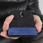 Оригинал Bakeey Luxury Fabric Soft Силиконовый Край Противоударный Защитный Чехол Для OnePlus 7/OnePlus 6T
