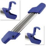 Оригинал Синий 2 в 1 Легкая цепная пила для заточки цепей Металлический напильник для быстрой цепной пилы 4.8мм