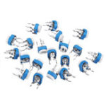 Оригинал 60pcs RM065 5K Ом Trimpot Триммер Потенциометр Переменный Резистор