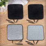 Оригинал Универсальный 450 * 450 мм Авто Чехол на сиденье для детей Easy Clean Anti-Slip Mat Улучшенная защита