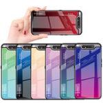 Оригинал Bakeey Gradient Color Противоударное закаленное стекло Защитное Чехол для Samsung Galaxy A80 2019