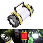 Оригинал IPRee® 850LM LED + T6 USB Light 4 режима Ручной фонарик аварийного фонаря прожектор На открытом воздухе Кемпинг