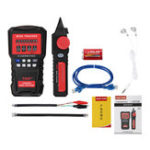 Оригинал TA8866B Multi-functions Network Wire Tester Detector Line Finder Network Cable Tester