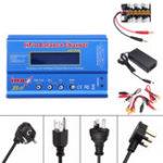 Оригинал iMAX B6 80 Вт 6A AC Батарея Балансное зарядное устройство с 12 В 5A Источник питания с XT30 параллельной платой