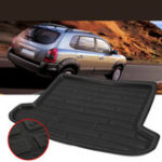 Оригинал Автомобильный задний борт подушки коврик багажника Доставка лайнер для Hyundai Tucson 2015-2017