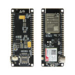 Оригинал 2шт LILYGO® TTGO T-Call V1.3 ESP32 Беспроводной модуль GPRS Антенна SIM-карта SIM800L Плата