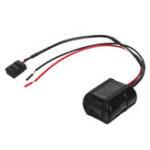 Оригинал Автомобильный Bluetooth Радио Адаптер Transmit Connecter Провод Кабель для BMW E46 E39 E53