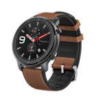 Оригинал Amazfit GTR 47MM AMOLED  Smart Watch GPS+GLONASS 12 Sports Mode 5ATM Wristband International Version from xiaomi Eco-System