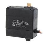Оригинал DSSERVO RDS3120MG 180 ° 22 кг Двойной шарикоподшипник Metal Gear Digital Сервопривод Для DIY RC Робот-манипулятор