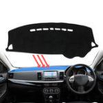 Оригинал Коврик для приборной панели Dashmat для ковровых покрытий для Mitsubishi Lancer 2008 ~ 2016