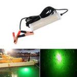 Оригинал 12V Рыбалка Light SMD5050 LED Подводный искатель приманок Лампа Привлекает Креветок Кальмаров Криль Лампа