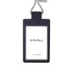 Оригинал Xiaomi Youpin NS126 1PC ID IC Держатель карты с Nylon Lanyard NUSIGN Имя сотрудника ID Обложка удостоверения личности Рабочий сертификат Держатель удостоверения