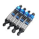 Оригинал 4 ШТ. Амортизатор для HB Toys ZP1001 1/10 RC Авто Автомобили Модель Запасных Частей