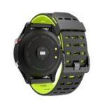 Оригинал DT NO.1 Оригинальные двухцветные часы Стандарты для F5 Smart Watch