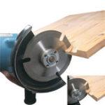 Оригинал Multitool Grinder Дисковая пила с твердосплавным напильным механизмом для резки древесины Инструмент Принадлежности