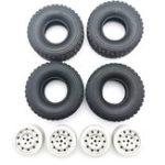 Оригинал RC Авто Ступица колеса для 1/16 WPL C1 C14 C24 C34 B16 B24 B36 JJRC Q60 Q61 Q63 Q65 M65 90 Запчасти