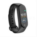 Оригинал Bakeey M4 Сердце Rate артериальное давление Монитор Alarm Часы bluetooth камера IP67 Водонепроницаемы Smart Watch Bracelet