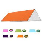 Оригинал 210x200cm Влагостойкий коврик 210D Anit-UV Палатка Зонт от солнца Гамак Укрытие Кемпинг Pad