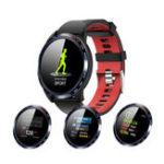 Оригинал XANESW41,3-дюймовыйсенсорныйэкранIP67 Водонепроницаемы Смарт-часы Кислород в крови Монитор Обратный отсчет секундомера Фитнес