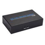 Оригинал Автоматическая идентификация разветвителя SD / HD / 3G SDI 1 в 2 для видео коммутатора