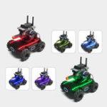 Оригинал STARTRC Colorful Водонепроницаемы Световой Flash Полосатый свет для DJI Robomaster S1 Smart RC Robot