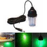 Оригинал Enusic ™ 12V-24V 10W Рыбалка Light LED Подводный искатель приманок Лампа Водонепроницаемы Привлекает креветок кальмаров криля