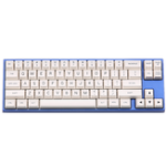 Оригинал MAXKEY SA ABS White Dichroic 129 Keys Keycap для Механический Клавиатура