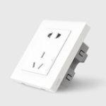Оригинал Aqara Zig Bee Версия Smart WIFI Настенный Выключатель Разъем От Xiaomi Eco-system