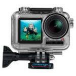 Оригинал SheIngka 40M камера Водонепроницаемы Защитный снаряд Чехол для дайвинга DJI Osmo Action камера