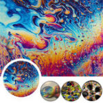 Оригинал 50x100cm PVA Dipping Hydrographics Film Water Transfer Film Printing Oil Slick Decorations