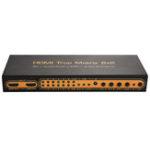 Оригинал 6 In 2 Out HD 3D 4K * 2K Switcher Поддержка 1080P Разветвитель сигнала для видео