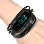 Оригинал Bakeey Модные Плетеные Часы Стандарты Наручные Стандарты для Xiaomi Mi группа 3/4