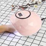 Оригинал 160 Вт UV LED Ногти Сушильная машина Motion Датчик Режим установки времени Ногти Лампа