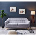 Оригинал Современная Современная Soft Диван Ткань Мебель Для Гостиной
