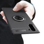 Оригинал Bakeey Protective Чехол Для Samsung Galaxy Note 10 Вращающийся на 360 градусов поворотный кронштейн Задняя крышка