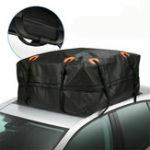 Оригинал Водонепроницаемая безрамная конструкция Авто Крыша Доставка Автоrier Багаж Багажник для корзин Travel Сумка