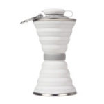 Оригинал IPRee® 500мл Складная Силиконовый Бутылка с водой Телескопическая кружка Питьевая Чай Кофейная чашка Спортивный чайник для путешествий BPA Free
