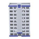 Оригинал N Шкала 1: 150 Модель здания станции управления внешней полиции